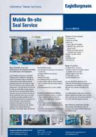Solution: Mobile seal service